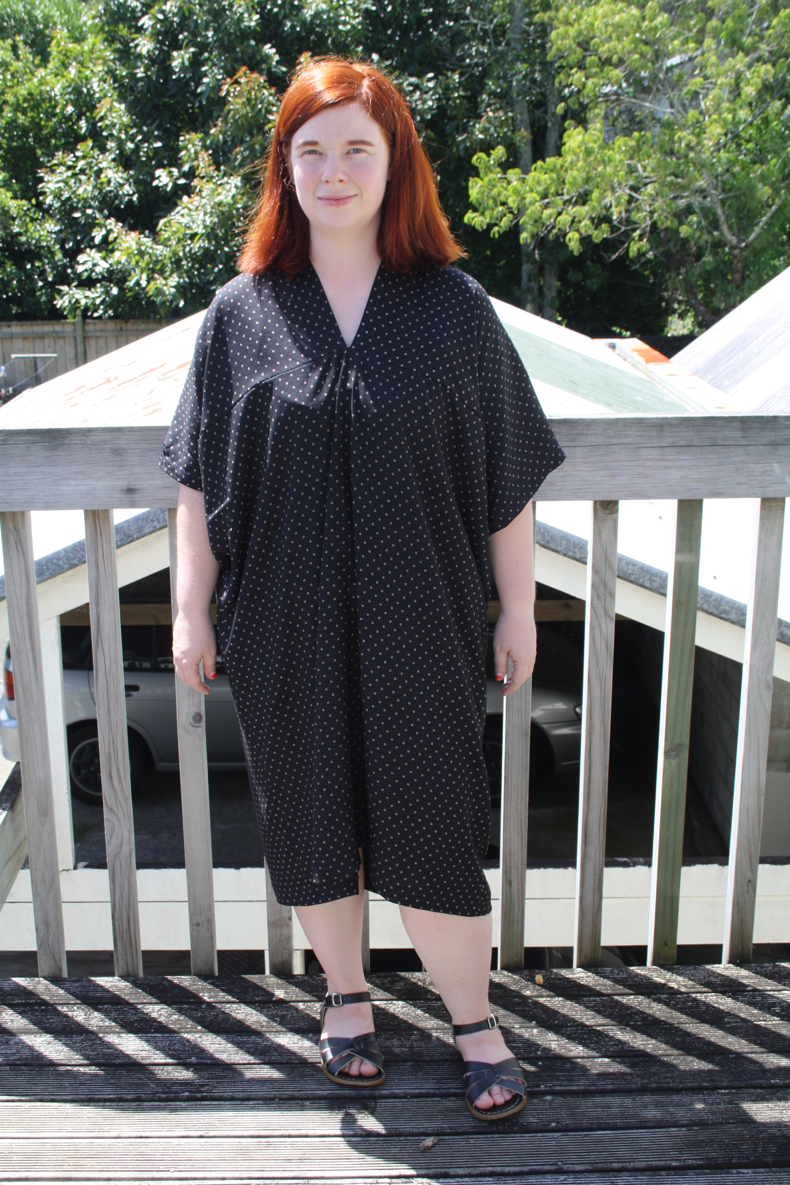 Foray into japanese sewing patterns teaandrainbows japanese fashion always looks effortless and elegant on japanese people but on me not so much ive wanted to give japanese sewing patterns a go for jeuxipadfo Image collections